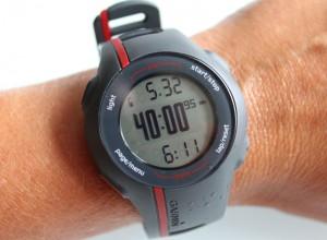 Marathontraining Ausrüstung GPS Uhr